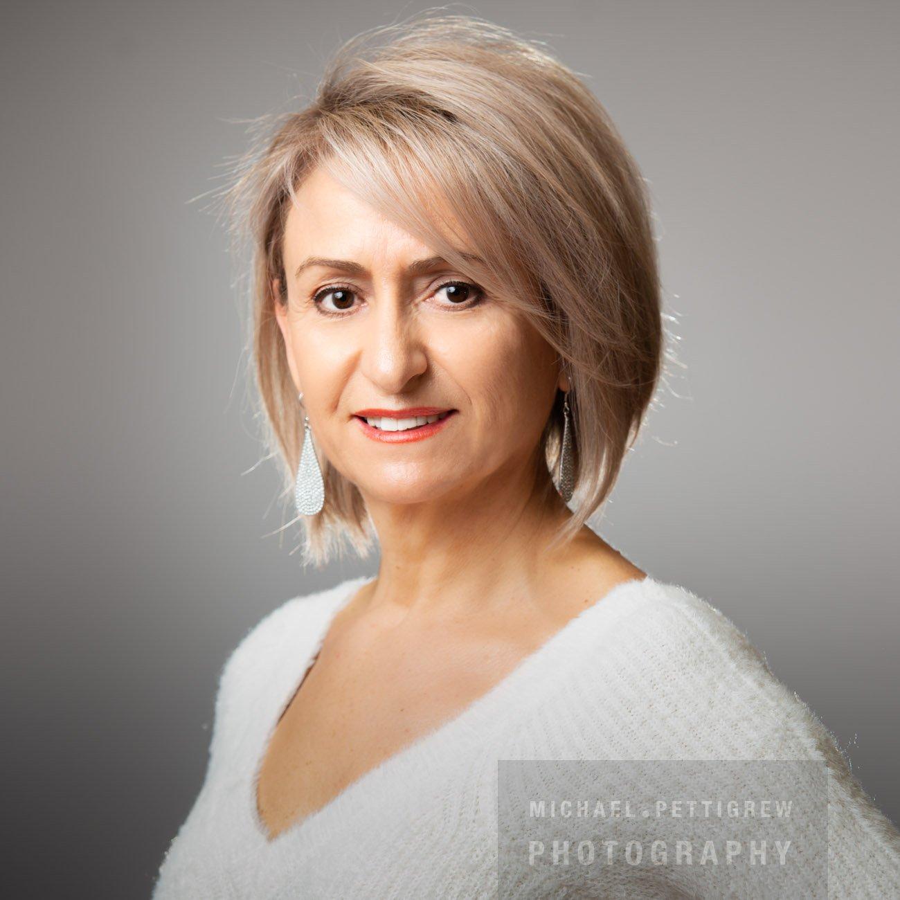 Hair Salon photography stylist team member in Falls Church, VA